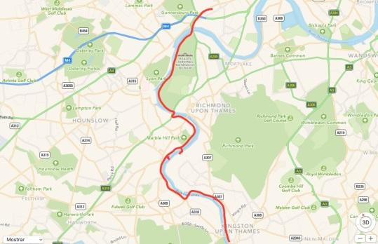 Ruta rio bici 1