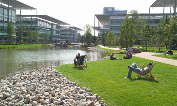 Chiswick park 1