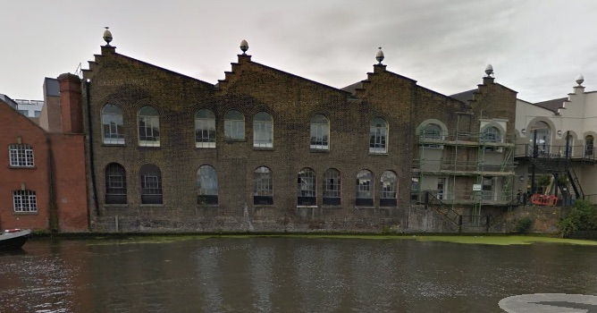 Canal Regent